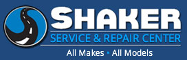 Shaker | Service & Repair Center | All Makes * All Models
